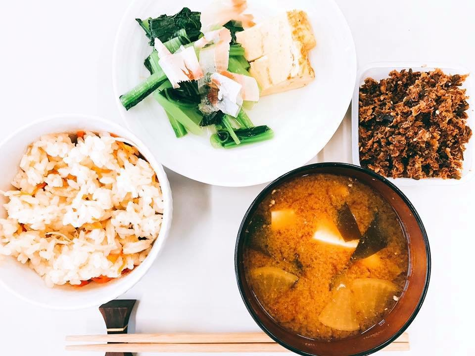 Washoku japanese food rice miso soup fermentation fermented chiba tohoku university conducted an interesting experiment in 2016 that indicates a notable change in japanese diet each of two groups of participants forumfinder Images